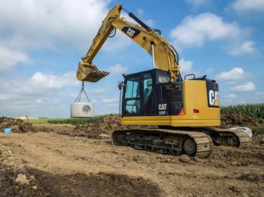 Inchiriere excavator